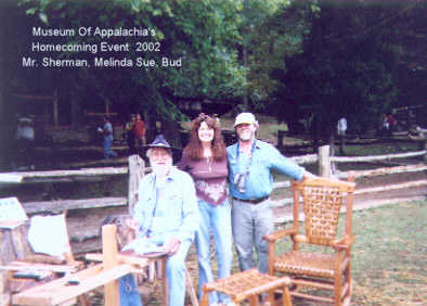 Museum Of Appalachia's Homecoming 2002