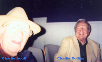 Charlie Acuff and Charlie Collins